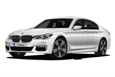 Bmw 7 Series Diesel Saloon 730d M-Sport 4dr Auto Business Contract Hire 6x35 10000