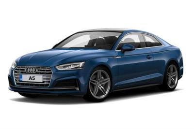 Audi A5 Coupe 2.0t Fsi 252ps Quattro S-Line 2dr S-Tronic 7At [Tech Pack] Business Contract Hire 6x35 10000