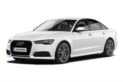Audi A6 Saloon Special Editions 1.8 Tfsi Black Edition 4dr S-tronic Business Contract Hire 6x35 10000