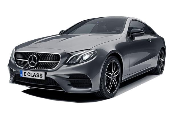 Mercedes Benz E Class Coupe E300 AMG Line 9G Tronic from £327.16 + VAT per month