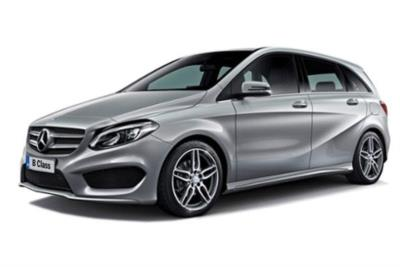 Mercedes Benz B Class Diesel B180d AMG Line 5dr 6Mt Business Contract Hire 6x35 10000