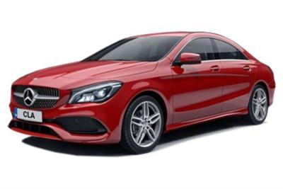 Mercedes Benz CLA Class Coupe 180 AMG Line Edition 4dr Business Contract Hire 6x35 10000