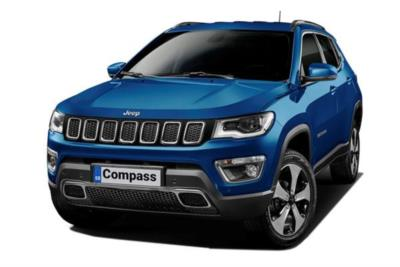 Jeep Compass Sw Diesel 1.6 Multijet 120 Longitude 5dr 2WD 6Mt Business Contract Hire 6x47 10000