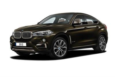 Bmw X6 Diesel Estate xDrive M50d 381ps 5dr Step Auto Business Contract Hire 6x35 10000