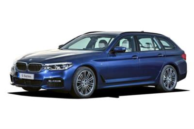 Bmw 5 Series Touring 520i 184ps M-Sport 4dr Step Auto Business Contract Hire 6x35 10000