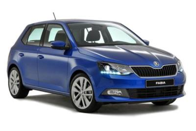 Skoda Fabia Hatchback 1.0 MPI 75ps Se L 5dr 5Mt Business Contract Hire 6x35 10000