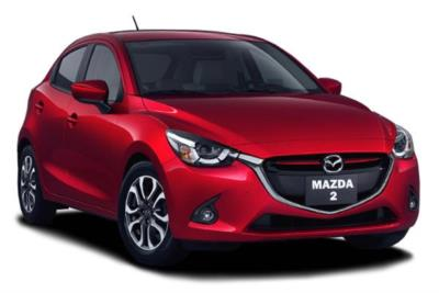 Mazda 2 Hatchback 1.5 75ps Se 5dr 5Mt Business Contract Hire 6x35 10000