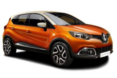 Renault Captur Hatchback 0.9 TCE 90 Signature  (Nav) 5dr 5Mt Business Contract Hire 6x35 10000