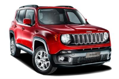 Jeep Renegade Diesel Hatchback 1.6 120ps Multijet II Longitude 5dr 2WD 6Mt Personal Contract Hire 6x35 10000