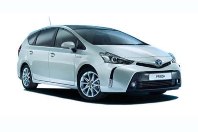 Toyota Prius Plus 1.8 Vvti Icon 7 Seat 5dr Cvt Auto Business Contract Hire 6x35 10000