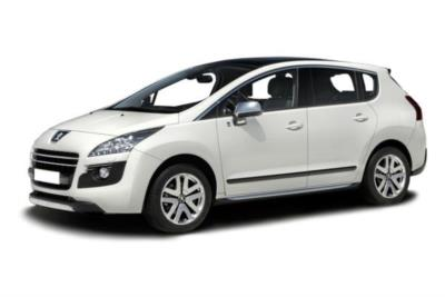 Peugeot 3008 Crossover 1.2 Puretech 130ps Allure S&S Business Contract Hire 6x35 10000