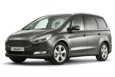 Ford Galaxy Diesel Estate 2.0 Tdci 120ps Zetec 5dr 6Mt Business Contract Hire 6x35 10000