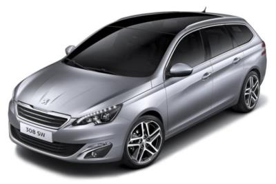 Peugeot 308 Sw Diesel Estate 1.6 BlueHDi 100ps Access 5dr Manual Business Contract Hire 6x35 10000
