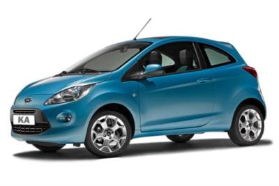 Ford Ka Hatchback 1.2 69ps Studio 3dr 5Mt Business Contract Hire 6x35 10000