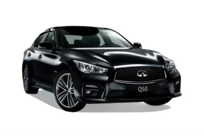 Infiniti Q50 Saloon Diesel 2.2d 170ps Se 4dr Manual Business Contract Hire 6x35 10000