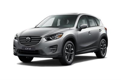 Mazda CX-5 Diesel 2.2 150ps SE-L Nav 5dr 2WD Business Contract Hire 6x35 10000