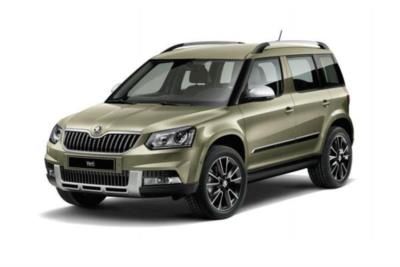 Skoda Yeti Outdoor Diesel Estate 2.0 Tdi Cr 110ps Se Business 5dr 5Mt Business Contract Hire 6x35 10000