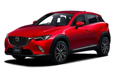 Mazda CX-3 Hatchback 2.0 120ps Se Nav 5dr Mt Business Contract Hire 6x35 10000