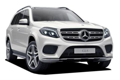 Mercedes Benz GLS Class GLS 350d AMG Line 4Matic 9G-Tronic Auto Business Contract Hire 6x35 10000