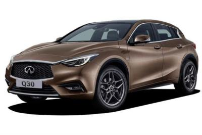 Infiniti Q30 Hatchback 1.6t SE 5dr 6Mt Business Contract Hire 6x35 10000