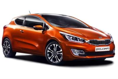 Kia Pro Ceed Diesel Hatchback 1.6 Crdi 134ps Pro Ceed 2 3dr 6 Speed Manual Business Contract Hire 6x35 10000