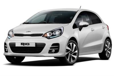 Kia Rio Diesel Hatchback 1.25 Crdi 84ps 1 5dr 5 Speed Manual Business Contract Hire 6x35 10000