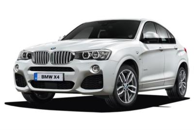 Bmw X4 Diesel Estate xDrive 20d Se 5dr Mt Business Contract Hire 6x35 10000