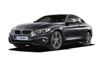Bmw 4 Series Diesel Coupe 420d M Sport Professional Media 2dr Auto Pcp 6x35 10000