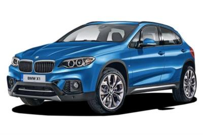 Bmw X1 Diesel Estate S Drive 18d 150ps Se 5dr Mt Business Contract Hire 6x35 10000