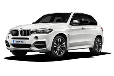 Bmw X5 Diesel Estate xDrive M50d 5dr Auto (7 Seat) (Pre Current) Business Contract Hire 6x35 10000