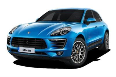 Porsche Macan Diesel Estate 3.0 V6 S PDK Auto Business Contract Hire 9x47 10000