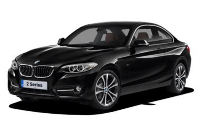 Bmw 2 Series Coupe 218i 136ps Se 2dr (Nav) Mt Business Contract Hire 6x35 10000