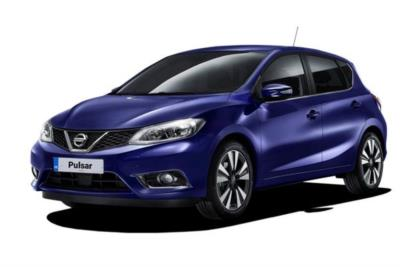 Nissan Pulsar Hatchback 1.2 DiG-T Acenta 5dr 6Mt Business Contract Hire 6x35 10000