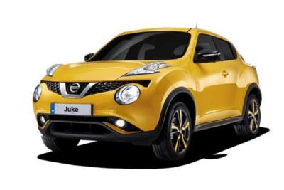 Nissan Juke Hatchback 1.6 Visia 5dr 6Mt Business Contract Hire 6x35 10000