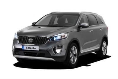 Kia Sorento Diesel KX-1 2.2 CRDi 197ps 7 Seat 6Mt ISG Business Contract Hire 6x35 10000