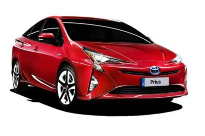 Toyota Prius Hatchback 1.8 Vvti Business Edition Plus 5dr CVT Auto Business Contract Hire 6x35 10000