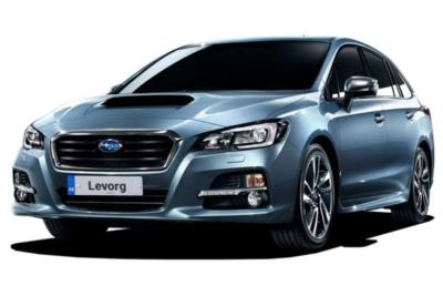 Subaru Levorg Sport Tourer 1.6 170ps GT 5dr Lineartronic AWD Business Contract Hire 6x35 10000
