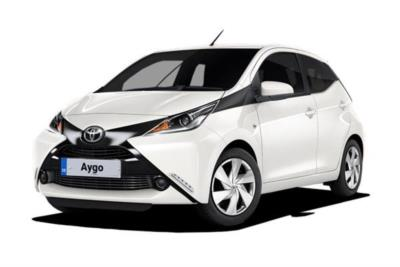 Toyota Aygo Hatchback 1.0 Vvt-i X 3dr 5Mt Business Contract Hire 6x35 10000