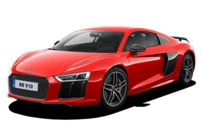 Audi R8 Coupe 5.2 Fsi V10 540ps Quattro 2dr S-Tronic 7At Business Contract Hire 6x35 10000