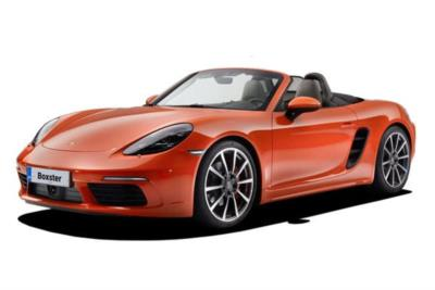 Porsche Boxster Roadster 718 2.0 2dr 6Mt Business Contract Hire 6x35 10000