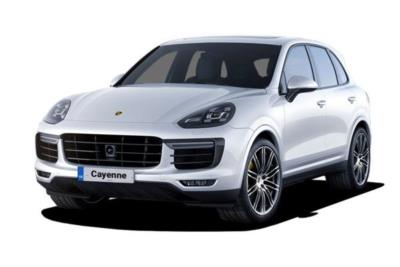 Porsche Cayenne Diesel 3.0 262ps 5dr Tiptronic S 8At Business Contract Hire 6x35 10000