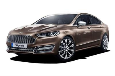 Ford Mondeo Vignale Hatchback 2.0 TiVCT 187ps Hybrid 5dr Auto Business Contract Hire 6x35 10000