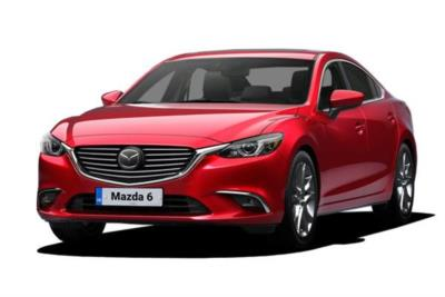 Mazda 6 Saloon 2.0 145ps Se 5dr Mt Business Contract Hire 6x35 10000