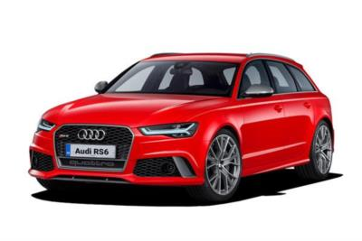 Audi Rs6 Avant RS6 4.0 TFSI Quattro 560ps 5dr Tiptronic 8At Business Contract Hire 6x35 10000