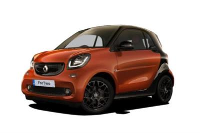 Smart Fortwo Coupe 1.0 71ps Passion 2dr Start/Stop 5Mt Business Contract Hire 6x35 10000
