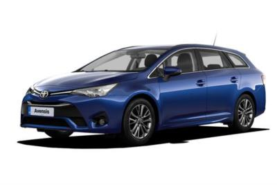 Toyota Avensis Touring Sport 1.8 Active 5dr 6Mt Business Contract Hire 6x35 10000