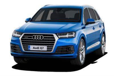 Audi Q7 Diesel Estate 3.0 Tdi Quattro 218ps S-Line 5dr 8At Business Contract Hire 6x35 10000