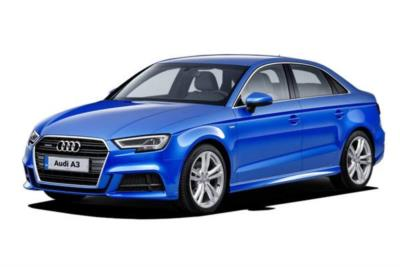 Audi A3 Diesel Saloon 1.6 Tdi 110ps Sport 4dr 6Mt Business Contract Hire 6x35 10000