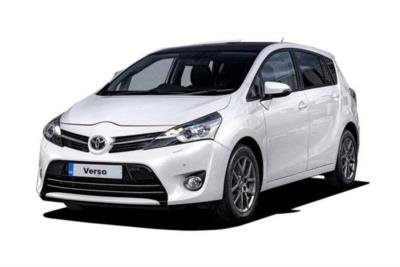 Toyota Verso Diesel Estate 1.6 D-4d Icon TSS 6Mt 5dr [7 Seat] Business Contract Hire 6x35 10000