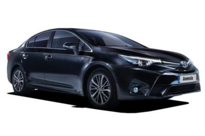 Toyota Avensis Saloon 1.8 Active 4dr 6Mt Business Contract Hire 6x35 10000